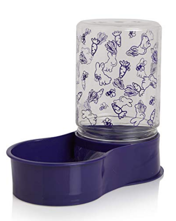 Lixit Feeder//Waterer for Rabbits